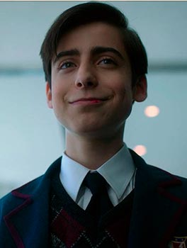 Эйдан Галлахер Aidan Gallagher